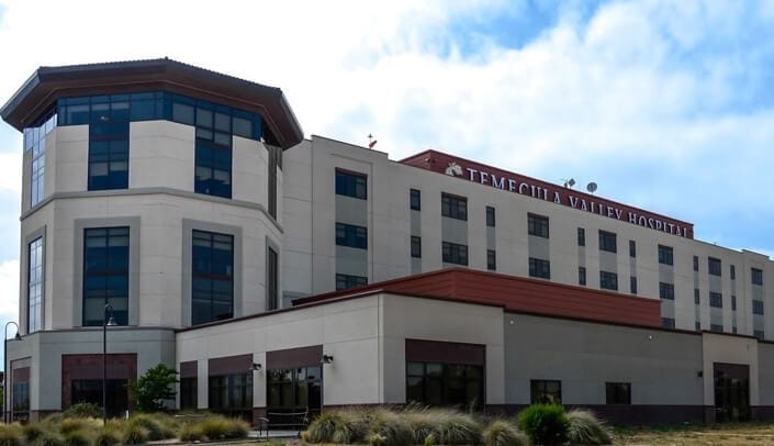 Temecula Valley Hospital Facility